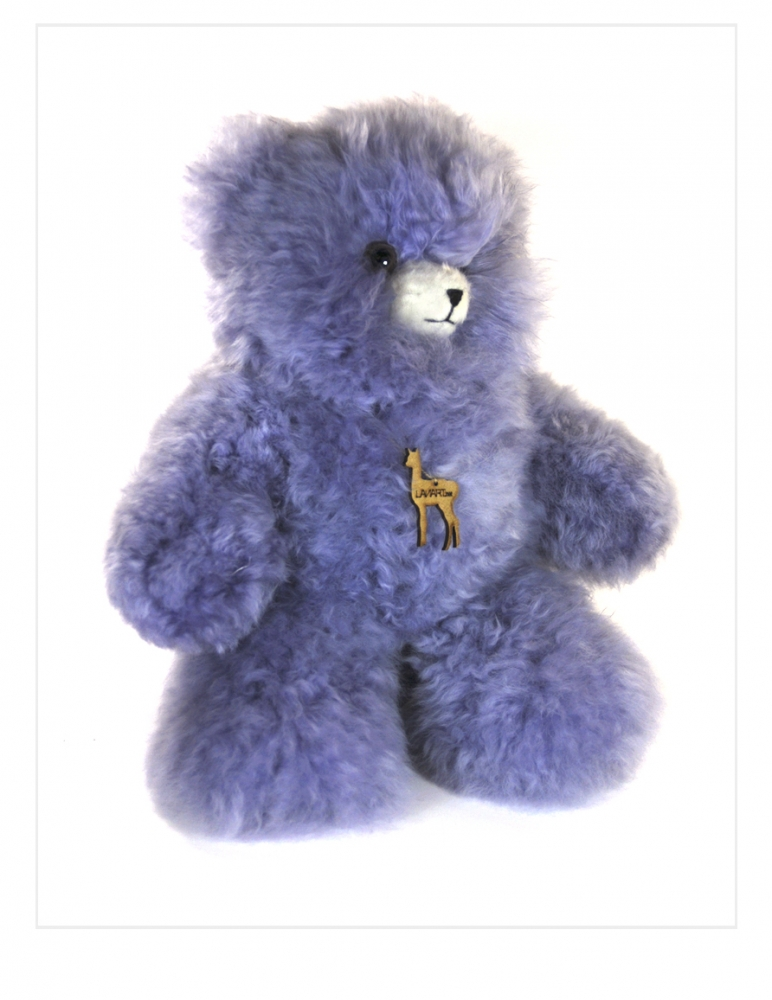Alpaca Teddy Bear: Super 17""