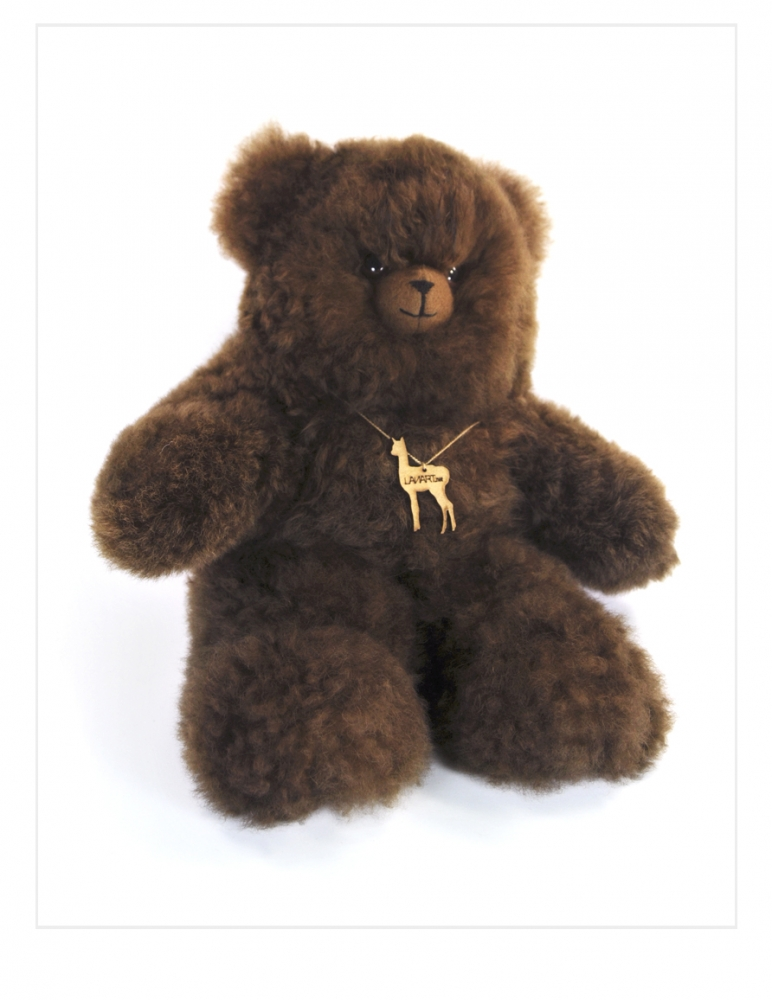 Alpaca Teddy Bear: Ultimate 21""