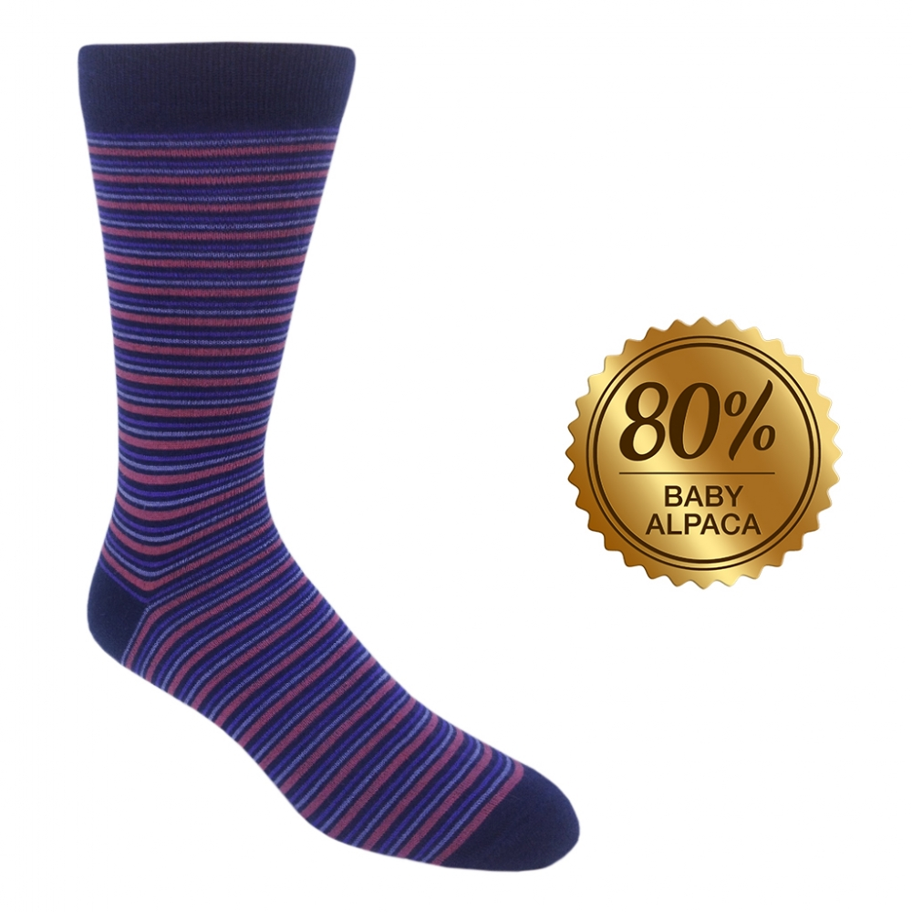 Executive Stripes Socks
