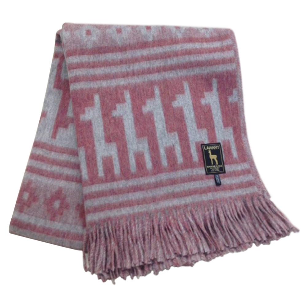 Alpaquitas Alpaca & Wool Throw