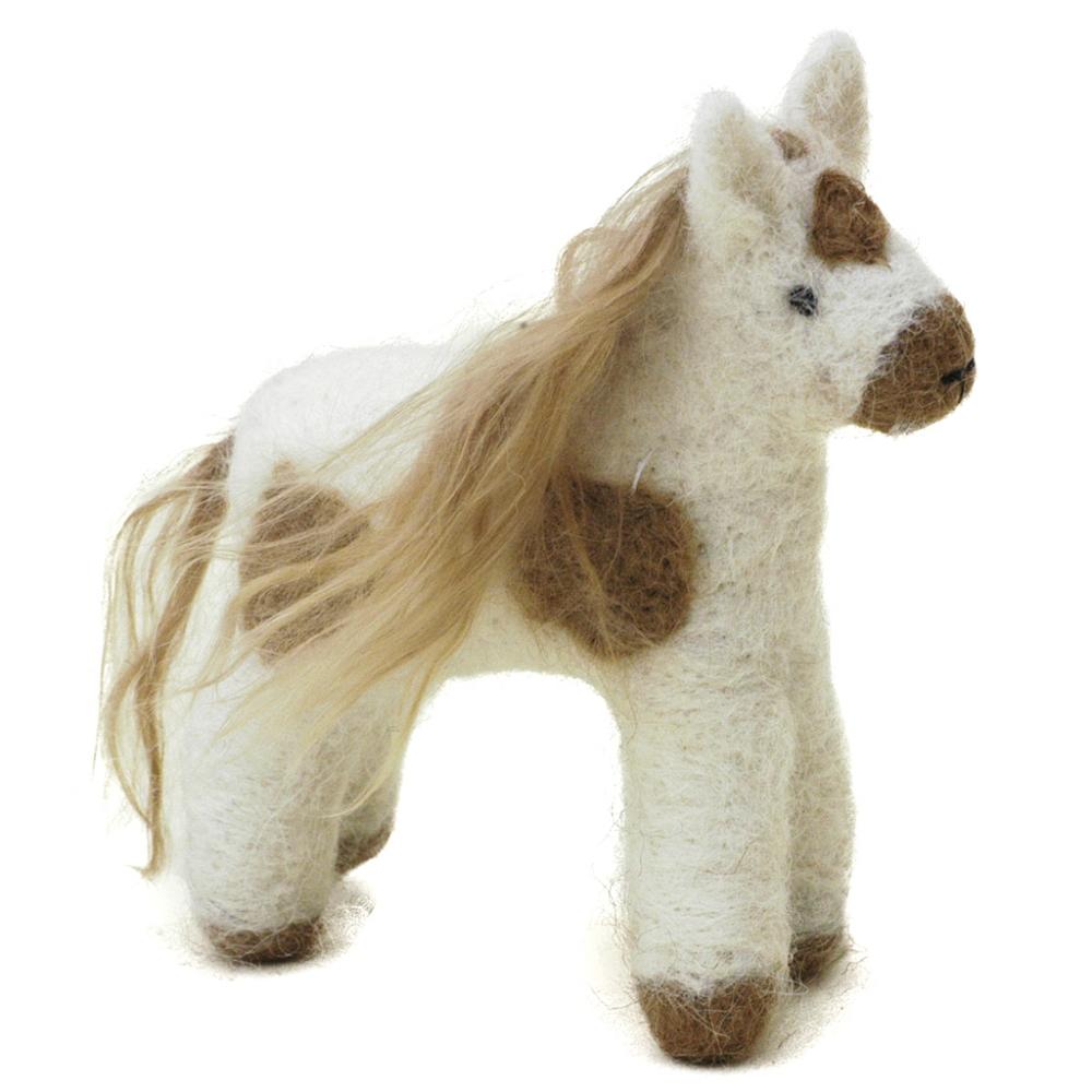 Pony: Felted Alpaca