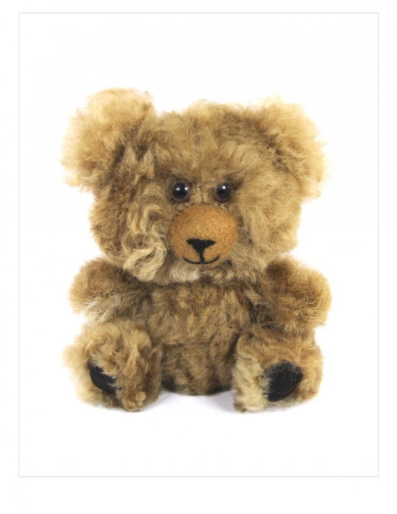 Chico Bear: Alpaca Fur