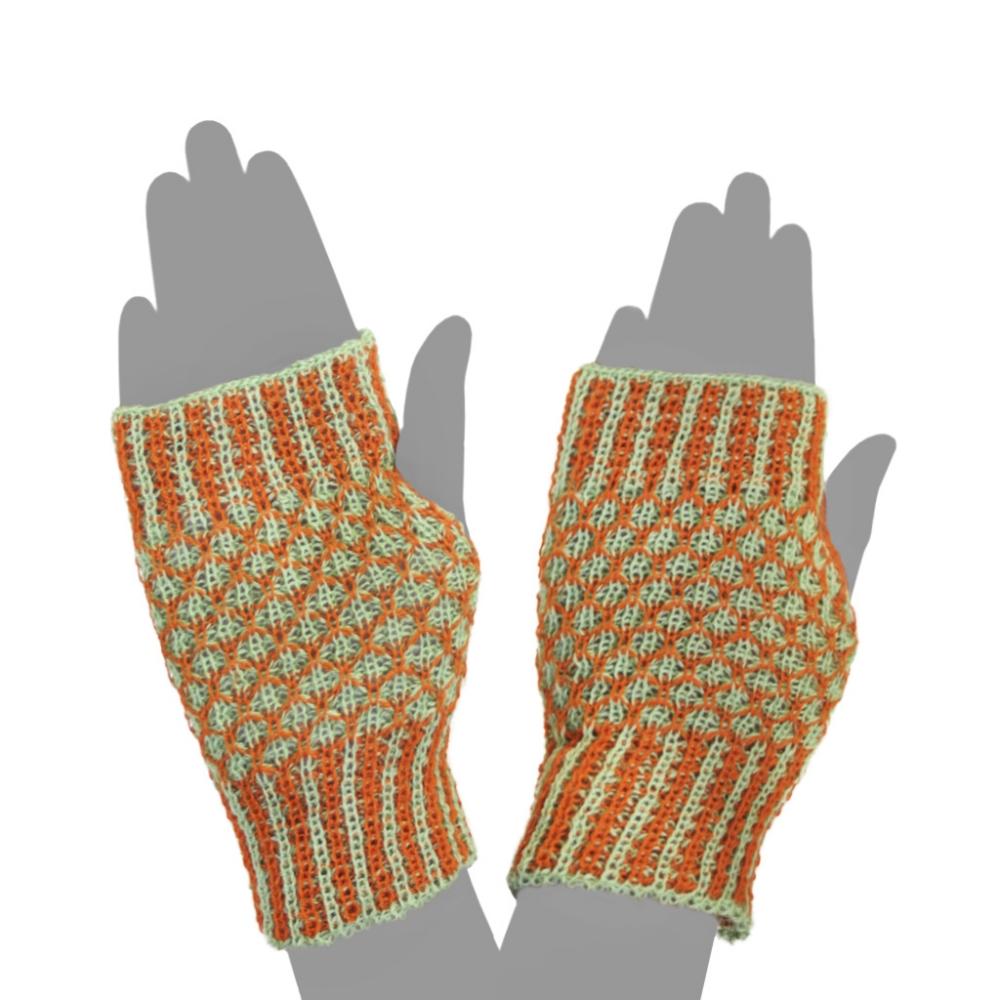 Monaco Fingerless Gloves